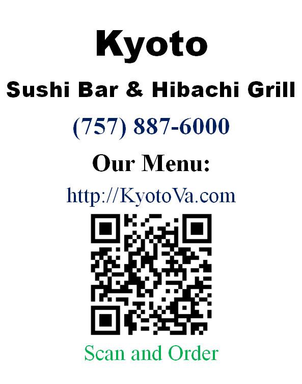 Kyoto Sushi Bar & Hibachi Grill